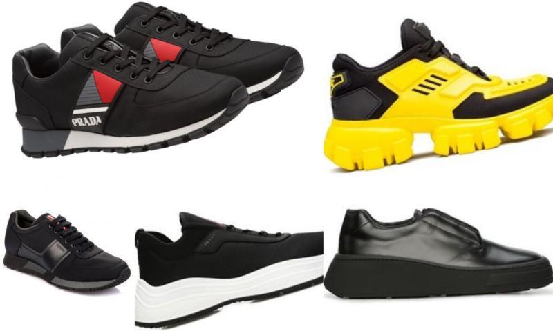 Prada Spor Ayakkabı Modelleri