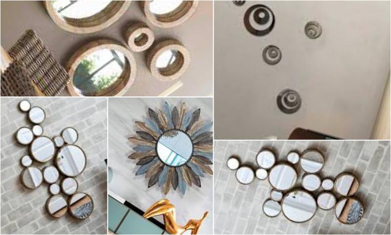 Dekoratif Aynaların Kullanımı ve Öneriler
