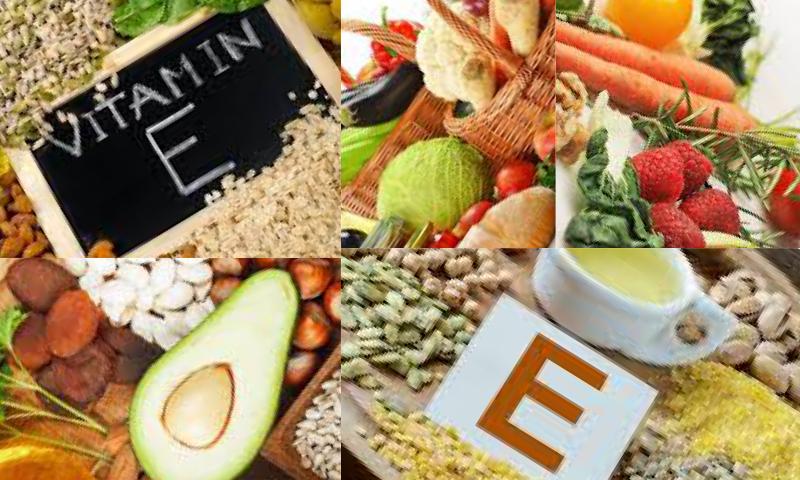 E Vitamini İçeren Besinler Nelerdir