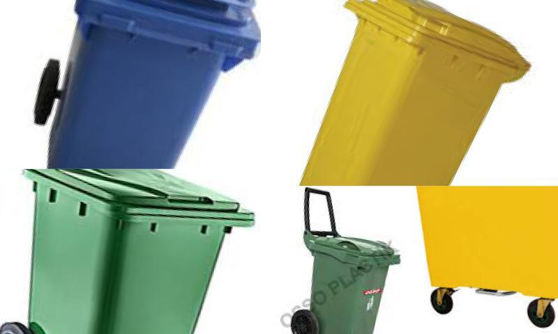 Garbage Can - Çöp Tenekesi