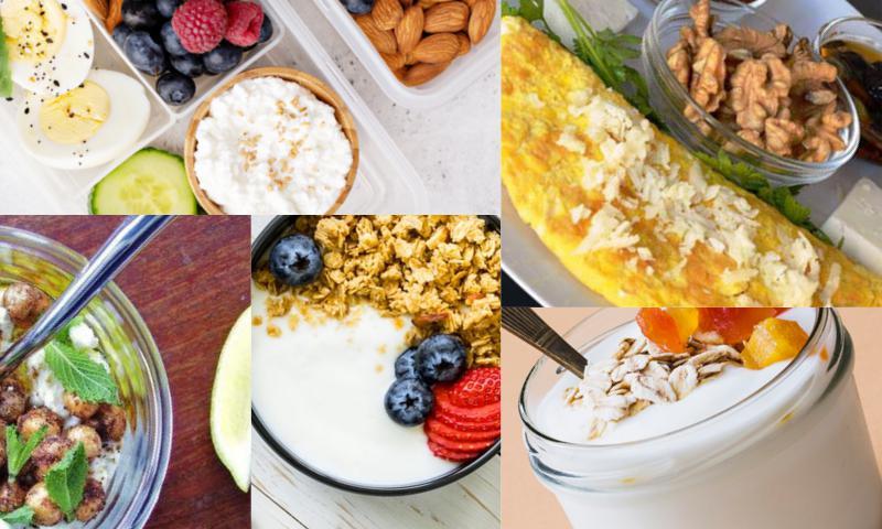 Düşük Kalorili Kahvaltı Önerileri ve Formda Kalma