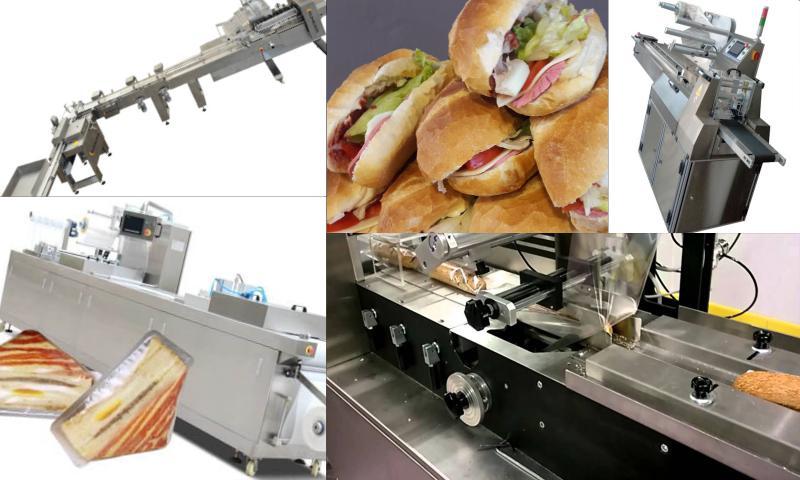 Sandviç Paketleme Makinesi Fiyatları