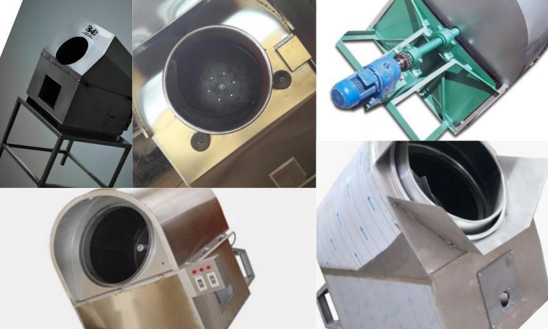 Susam Kavurma Makinesi Özellikleri